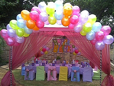 KIDS PARTY FACTORY Is Your OneStopShop For Full Themed Parties